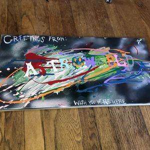 HAND PAINTED CANVASES MADE TO ORDER